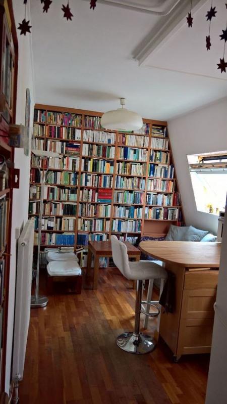 Vente appartement Paris 18ème 355000€ - Photo 2
