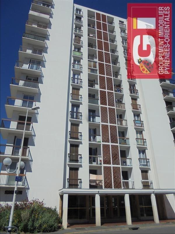 Investment property apartment Perpignan 40000€ - Picture 2