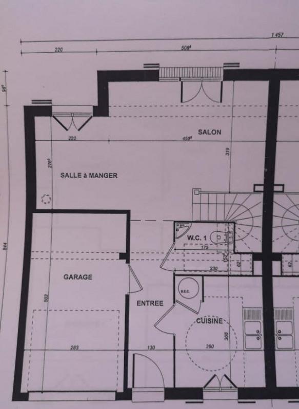 Vente maison / villa Sartrouville 414000€ - Photo 7