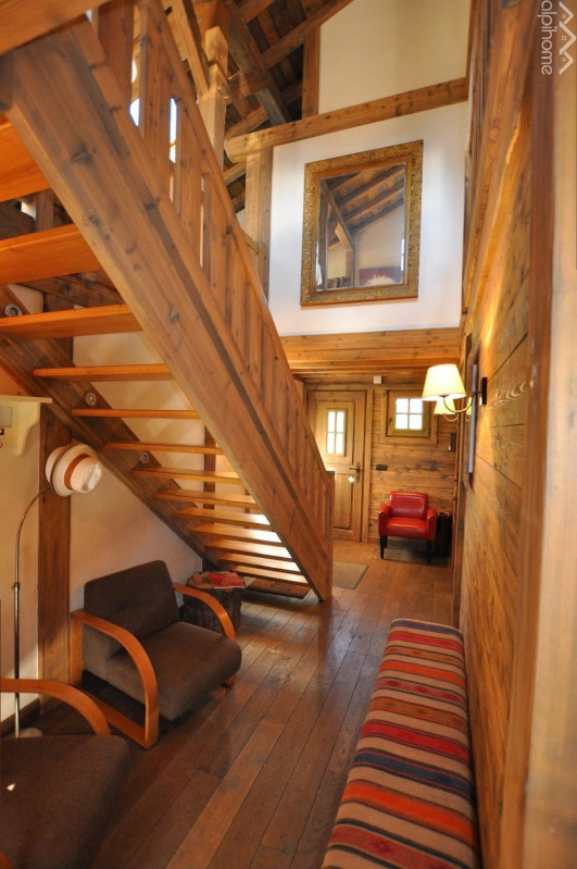 Deluxe sale house / villa Megeve 1 390 000€ - Picture 4