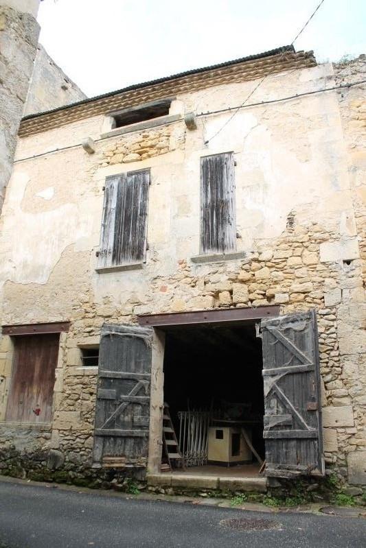 Vendita casa Langon 29000€ - Fotografia 2