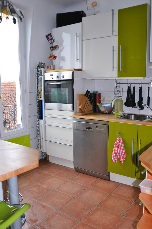 Sale apartment Colombes 365 000€ - Picture 6