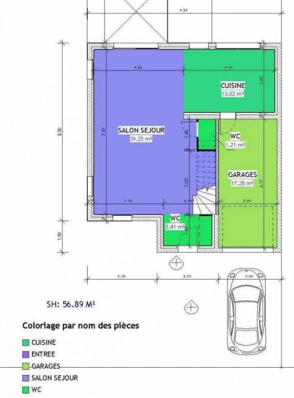 Продажa дом Hettange grande 301400€ - Фото 2
