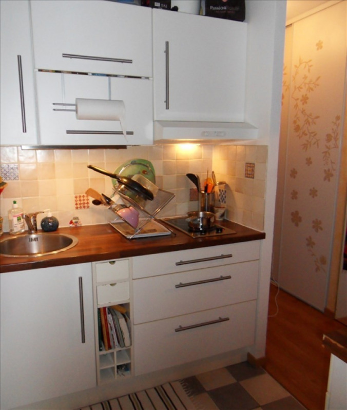 Sale apartment Sassenage 82 000€ - Picture 2