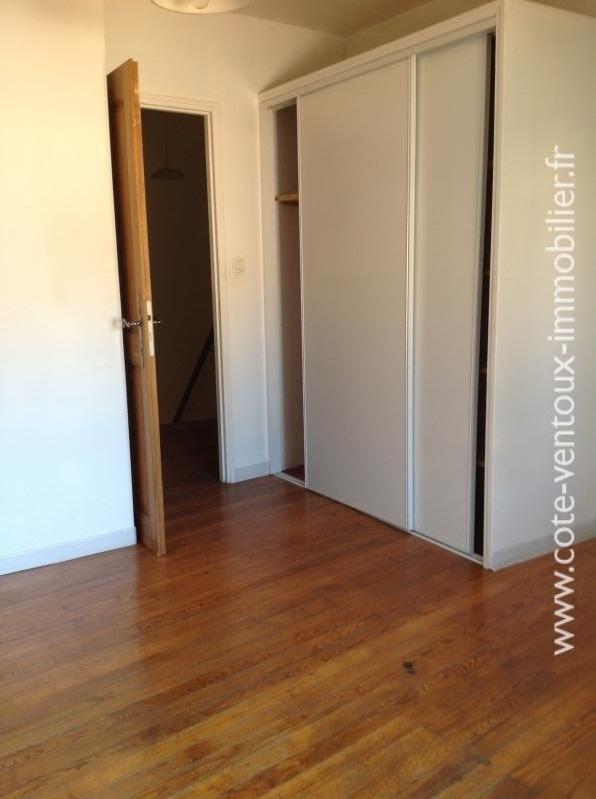 Verkoop  appartement Valreas 180000€ - Foto 4