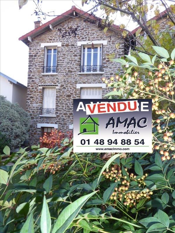 Sale house / villa Villemomble 429000€ - Picture 1
