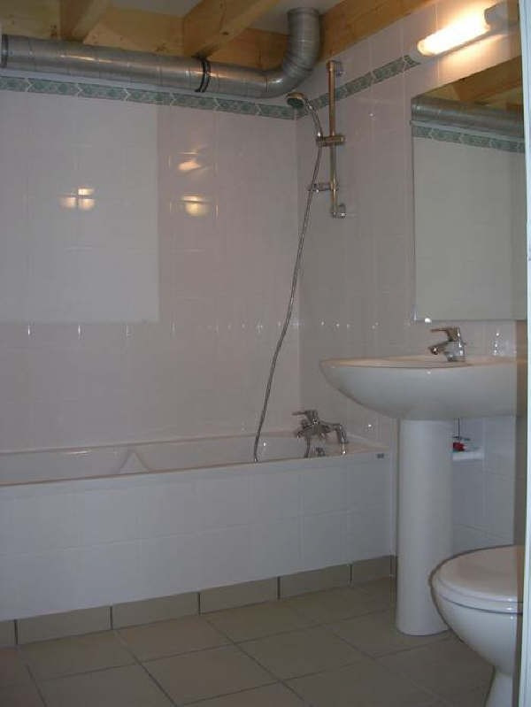 Rental apartment La roche sur yon 398€ CC - Picture 4