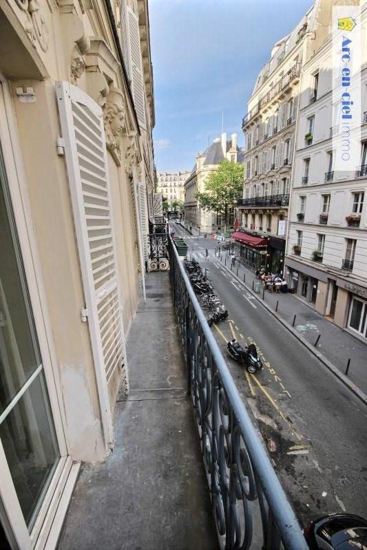 Verkauf wohnung Paris 11ème 549000€ - Fotografie 3