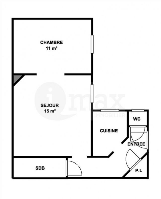 Sale apartment Levallois perret 260000€ - Picture 1