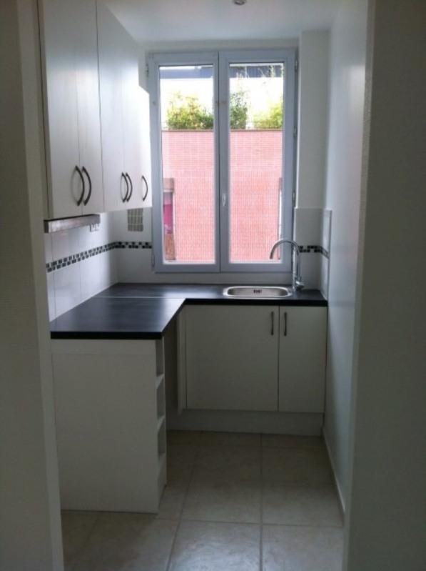 Rental apartment La plaine saint-denis 700€ CC - Picture 3