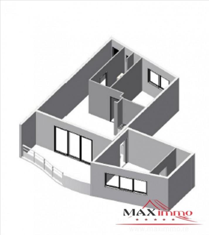Vente appartement St denis 289200€ - Photo 1