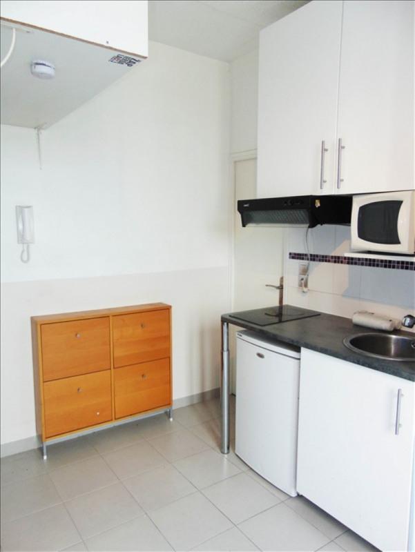 Rental apartment La plaine st denis 560€ CC - Picture 2