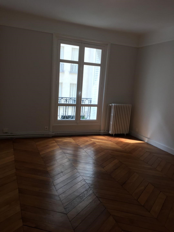 Rental apartment Paris 16ème 1 680€ CC - Picture 1