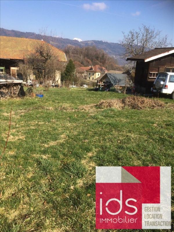 Verkoop  stukken grond Arvillard 99000€ - Foto 2
