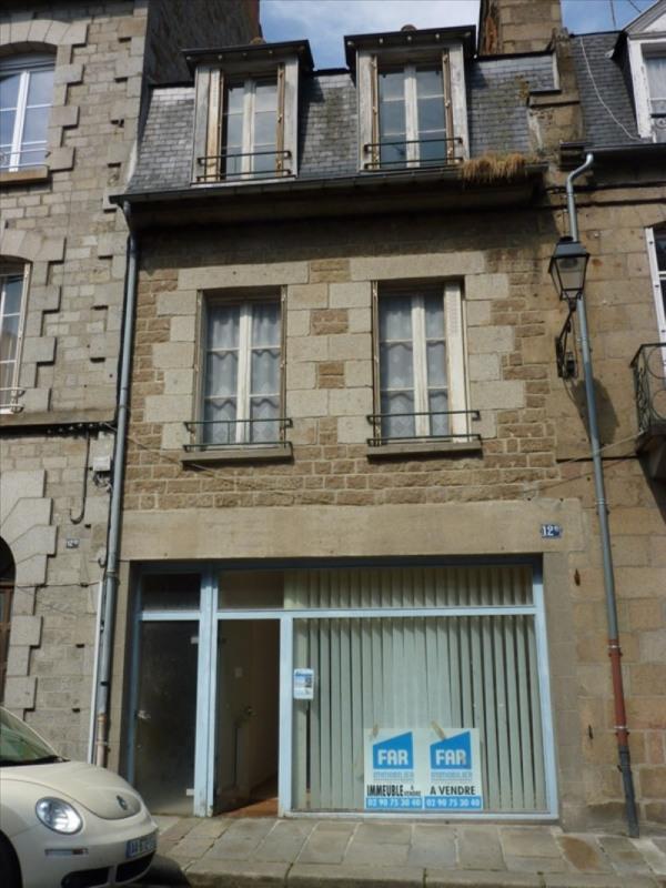 Vente maison / villa Fougeres 75000€ - Photo 1