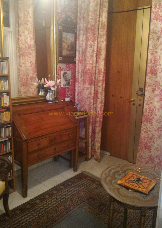 Vendita nell' vitalizio di vita appartamento Nice 143000€ - Fotografia 8