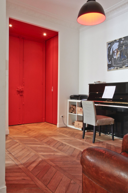 Vente de prestige appartement Paris 16ème 1 890 000€ - Photo 7