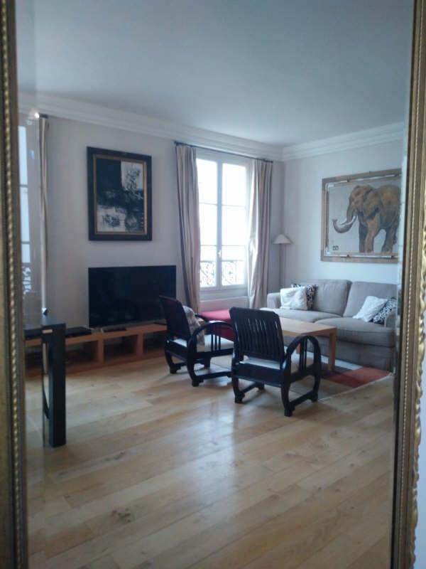 Rental apartment Paris 7ème 2500€ CC - Picture 8