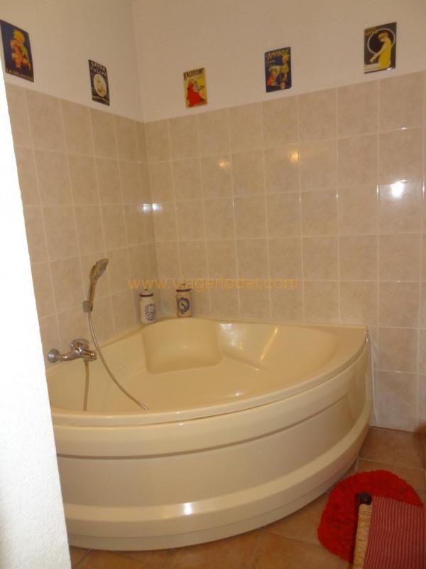 Vendita nell' vitalizio di vita appartamento Pézenas 96500€ - Fotografia 11