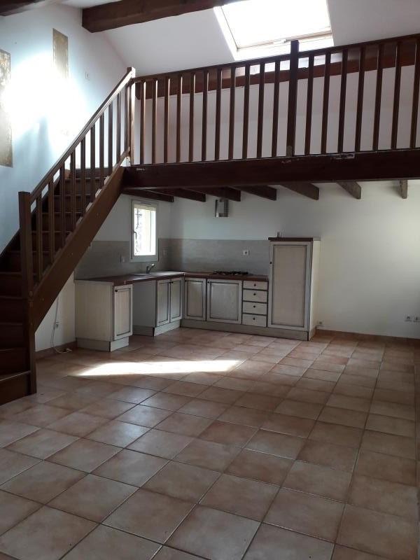 Rental loft/workshop/open plan Seillons source d'argens 726€ CC - Picture 1