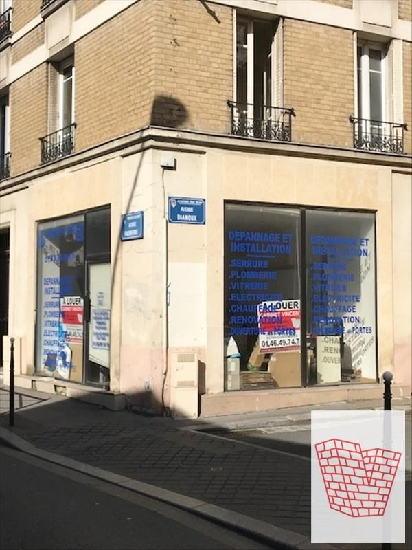 Rental office Asnieres sur seine 720€ HT/HC - Picture 1