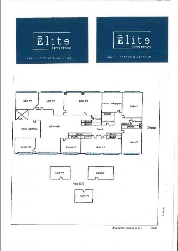 Sale office Perpignan 226000€ HT - Picture 8
