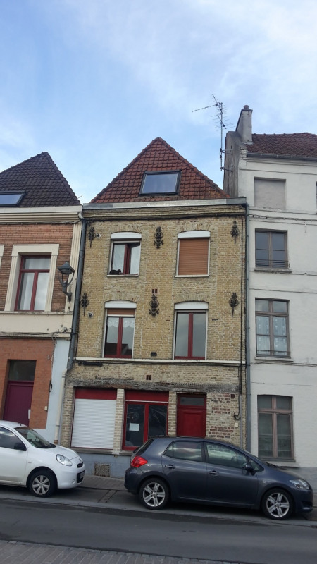 Rental apartment St omer 450€ CC - Picture 1