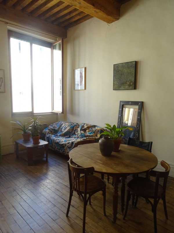 Sale apartment Lyon 4ème 375 000€ - Picture 2