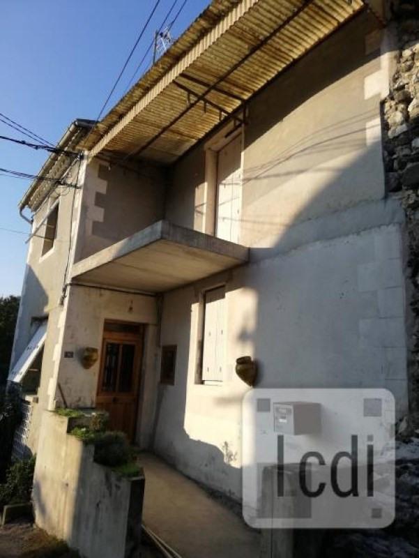 Vente maison / villa Lavilledieu 85000€ - Photo 1