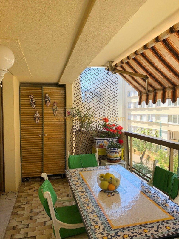 Lijfrente  appartement Menton 148500€ - Foto 8