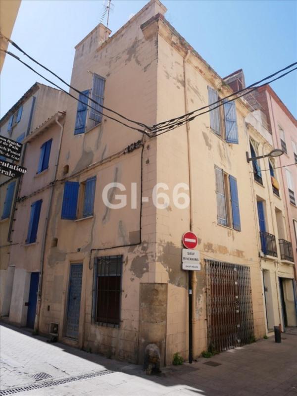 Sale building Perpignan 39000€ - Picture 1