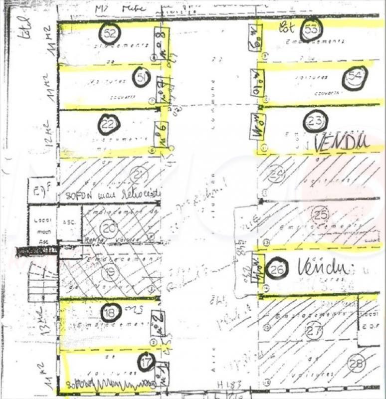 Vente parking Les pavillons-sous-bois 6900€ - Photo 1