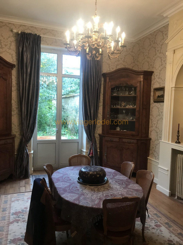 Life annuity private mansion Niort 765 000€ - Picture 11