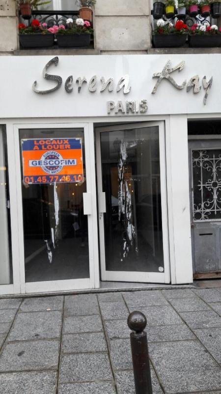 Rental empty room/storage Paris 2ème 4400€ HT/HC - Picture 4