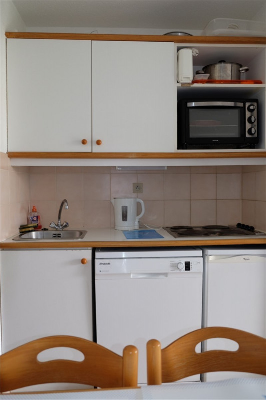Verkoop  appartement Talmont st hilaire 65400€ - Foto 6