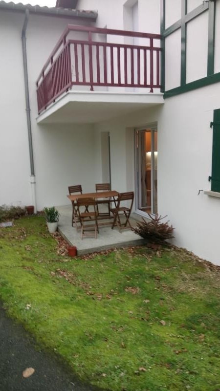 Rental apartment St jean de luz 570€ CC - Picture 1