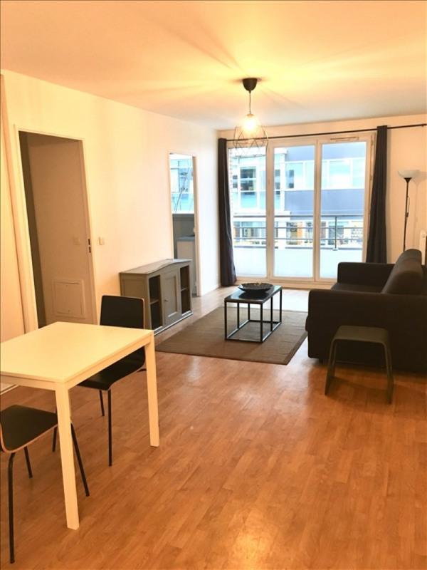 Rental apartment Saint-ouen 1250€ CC - Picture 2