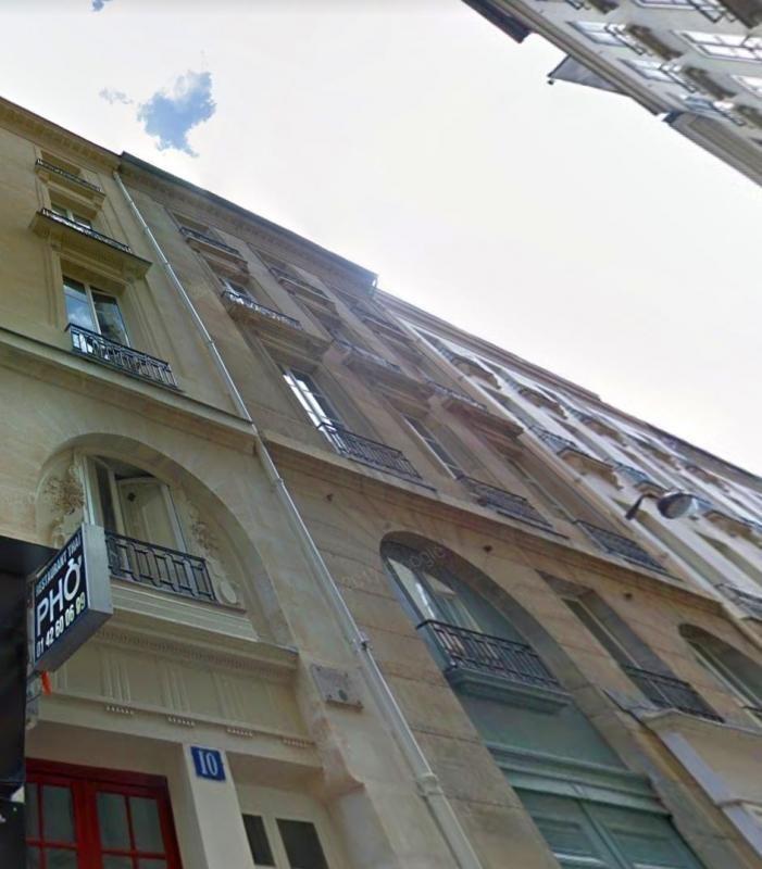 Rental apartment Paris 2ème 2500€ CC - Picture 1