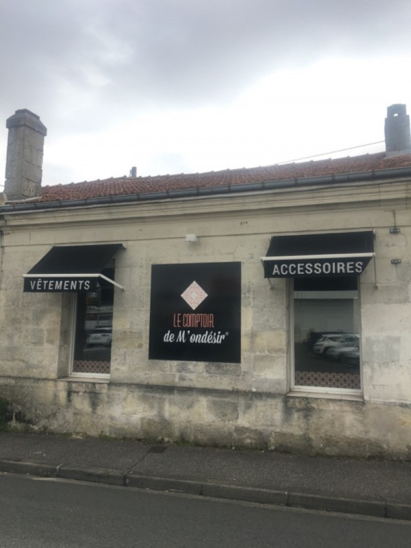 Location boutique Merignac 1 300€ HT/HC - Photo 2