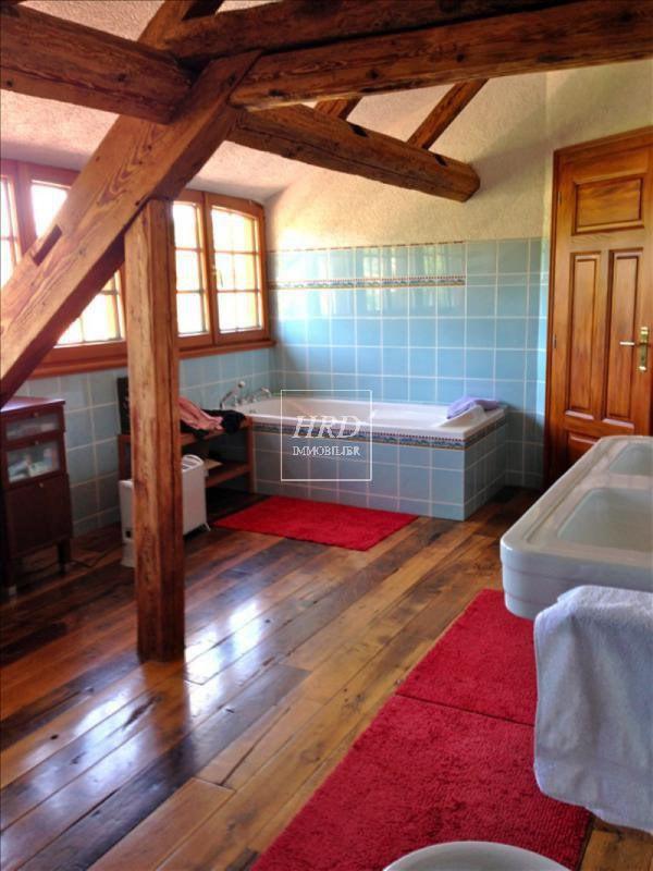 Revenda residencial de prestígio casa Wangenbourg engenthal 590000€ - Fotografia 5