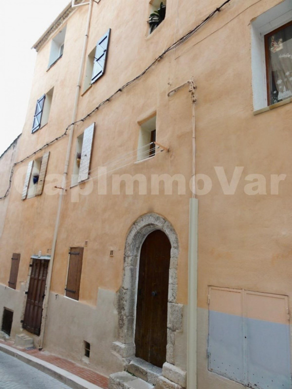 Sale apartment Ollioules 140000€ - Picture 1