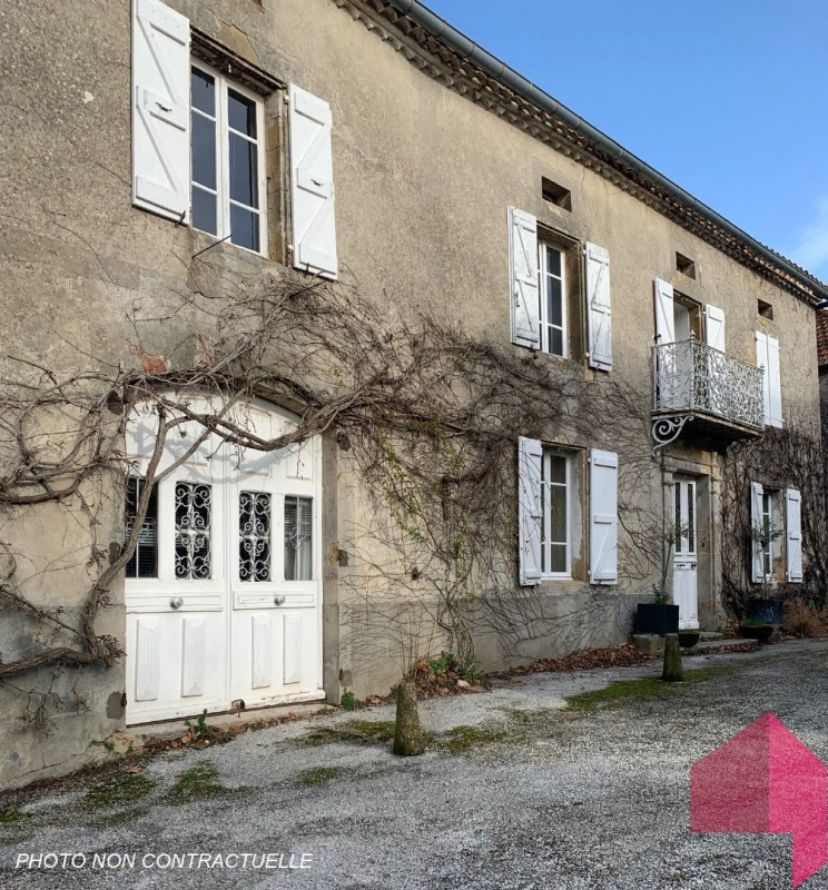 Venta  casa Labastide beauvoir 395000€ - Fotografía 12