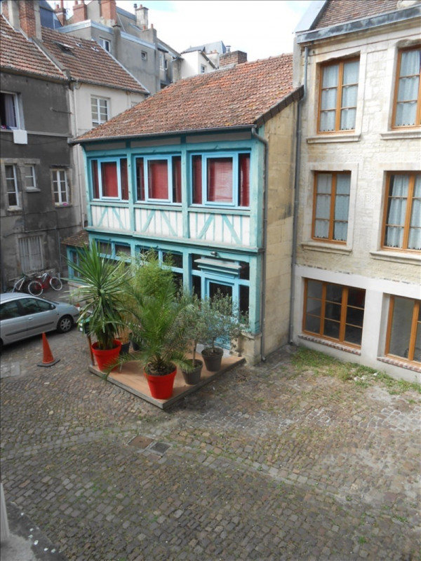 Rental apartment Caen 510€ CC - Picture 1