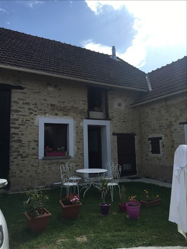 Sale house / villa Villiers vineux 390 000€ - Picture 3