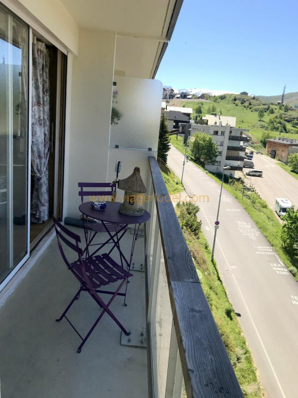 Life annuity apartment Huez 91500€ - Picture 5