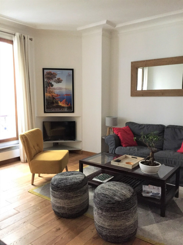 Sale apartment Paris 17ème 399 000€ - Picture 2