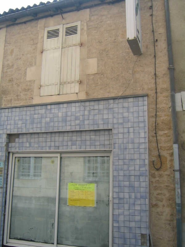 Vente local commercial Saint maixent l'ecole 28 949€ - Photo 1