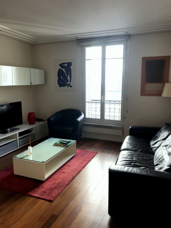 Vente appartement Paris 15ème 412000€ - Photo 2