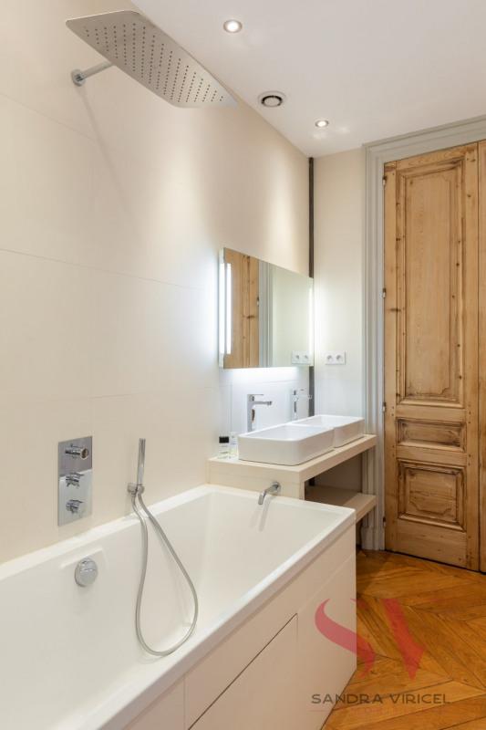 Vente de prestige appartement Lyon 6ème 975000€ - Photo 10