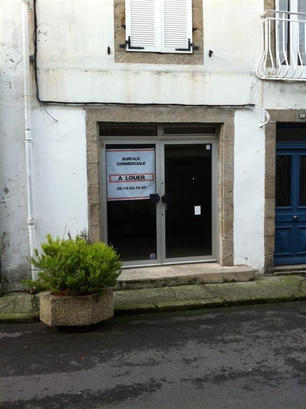 Location boutique Concarneau 650€ HT/HC - Photo 1